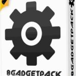 「8GadgetPack」!「Windows 8.1」及び「Windows 10」にガジェットを配置する手順について