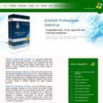 AVASoft Professional Antivirus、フルモデルチェンジか?? antvirus security 2013 注意喚起!