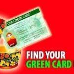 Find your green card here ! PC起動時に表示されるという画像について
