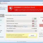 偽ソフトのプロ仕様? リニューアル版 fake av 【Live Security Professional 】 感染防止策と削除方法について